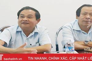 Hà Tĩnh góp ý 4 dự thảo luật trình kỳ họp Quốc hội sắp tới
