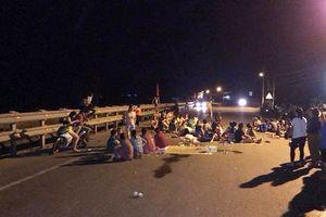 Quảng Ngãi sẽ khởi tố 9 bị can chặn QL1A đêm 2.9
