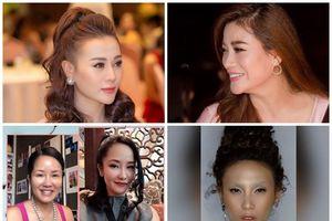 SAO MAKE OVER: Diva Hồng Nhung xuống sắc rõ rệt - Phương Oanh 'Quỳnh búp bê' xinh đẹp không góc chết