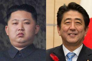 Thủ tướng Nhật Bản Shinzo Abe muốn gặp nhà lãnh đạo Triều Tiên