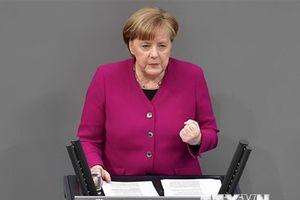 Đức sẽ không phớt lờ việc sử dụng vũ khí hóa học tại Syria