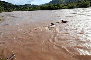 Tìm thấy nạn nhân bị vùi dưới đáy suối ở Đà Lạt