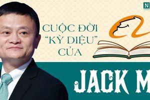Infographic: Con đường xây dựng đế chế tỷ đô của Jack Ma