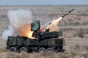 Syria bắn rơi các máy bay do thám tại Latakia