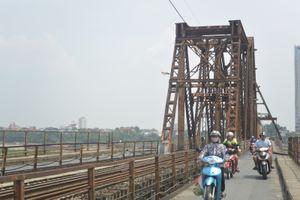 Chiêm ngưỡng cầu Long Biên tròn 120 năm tuổi