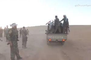 IS chết điếng khi nỗ lực phá vòng vây quân đội Syria tại Al-Safa