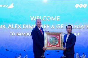 General Electric sẵn sàng 'làm lớn' với Tập đoàn FLC và Bamboo Airways