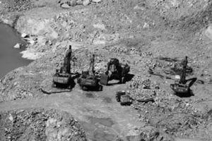 Mỏ đá tại Bình Dương hết hạn vẫn mặc sức hoành hành bức tử cuộc sống người dân