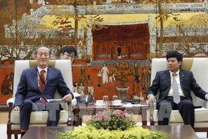 Doanh nghiệp Hàn Quốc tìm kiếm cơ hội đầu tư vào Hà Nội