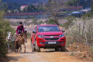 Chevrolet Colorado tiếp tục dẫn đầu phân khúc bán tải