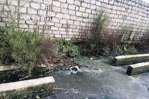 Xã Hải Thanh (huyện Tĩnh Gia, Thanh Hóa): Người dân khốn khổ sống chung với ô nhiễm