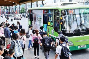 TP. Hồ Chí Minh: Đề xuất miễn vé xe buýt cho học sinh phổ thông