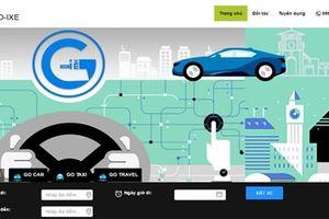 Ứng dụng gọi xe Go-Ixe thí điểm hợp đồng điện tử Go-car tại TP.HCM