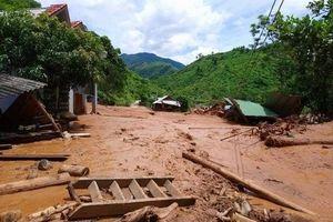 Thanh Hóa thiệt hại nặng nề do mưa lũ