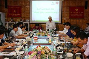 Công ty CP Mía đường Lam Sơn giới thiệu chương trình hội chợ mùa thu Lam Kinh năm 2018