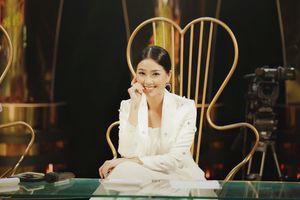 MC Liêu Hà Trinh: 'Càng làm nghề lâu, tôi càng trở nên khó tính'