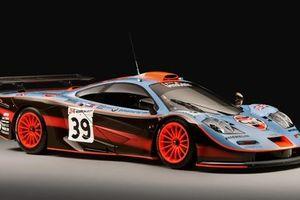 Xem Mclaren F1 GTR được phục chế như mới bởi bộ phận đặc biệt MSO