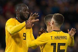 Cuộc đua 'vua phá lưới' UEFA Nations League: Lukaku nắm lợi thế