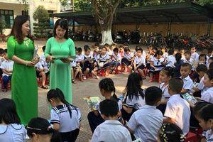 Có 100% học sinh lớp 1 học sách đánh vần 'lạ', Sở GD&ĐT tỉnh Quảng Trị nói gì?