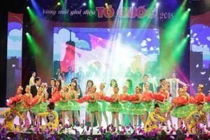Chương trình 'Vang mãi giai điệu Tổ Quốc' là 'bữa tiệc âm nhạc' thịnh soạn