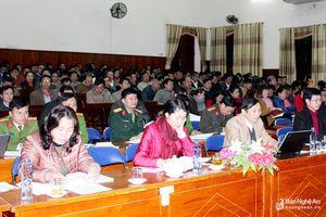 Tương Dương quán triệt Nghị quyết Trung ương 6 (khóa XII)