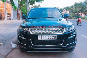 Chi tiết Range Rover 'nhái' giá 670 triệu tại Sài Gòn