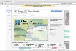 Hơn 500.000 người dùng Chrome dính tiện ích mở rộng độc hại