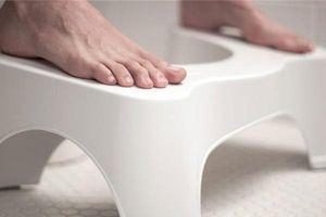Đây chính là tư thế ngồi khi đi vệ sinh an toàn, tốt cho sức khỏe