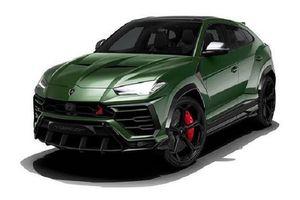 Siêu SUV Lamborghini Urus có bản độ 'cực ngầu'