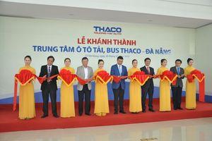 Khai trương Trung tâm Ô tô tải, bus Thaco Đà Nẵng