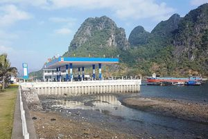 Quảng Ninh: Xây dựng cây xăng lấn biển xâm hại Di sản thiên nhiên thế giới vịnh Hạ Long?