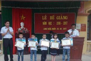 Trường tiểu học Long Châu: Nơi gửi niềm tin của học sinh và phụ huynh