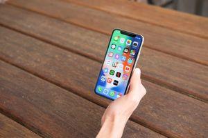 iPhone X bị lỗi không thể trả lời cuộc gọi