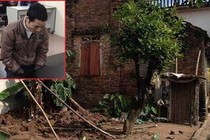 Kẻ hiếp dâm bất ngờ khai sát hại 2 cháu bé chôn xác trong vườn