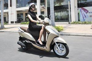 Điểm mặt xe máy tay ga dưới 45 triệu tại Việt Nam