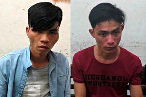 Bắt khẩn cấp 2 thanh niên trộm hơn 1 tỉ đồng rồi chia nhau tiêu Tết