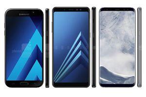 Samsung sẽ trang bị màn hình vô cực cho mọi smartphone tầm trung