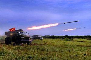 Khó tin Việt Nam sở hữu dàn pháo MLRS mạnh nhất của Nga