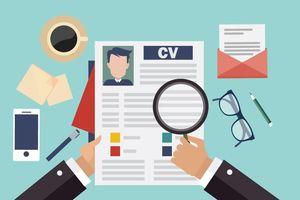 Viết CV xin việc không khó như bạn nghĩ