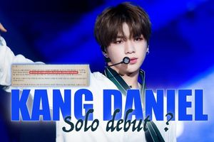 Ồn ào tình ái chưa nguôi, Kang Daniel lại dính tin đồn 'đánh lẻ' hát solo