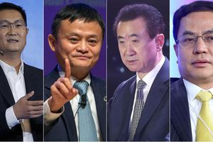 9 tỷ phú tự thân giàu nhất Trung Quốc