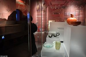 Cận cảnh kho báu La Mã cổ đại tại bảo tàng Trung Quốc