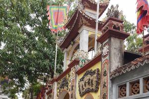 Khai hội đền Hạ (Hồng Bàng, Hải Phòng): Lễ đền thiêng, dự khai bút đầu xuân