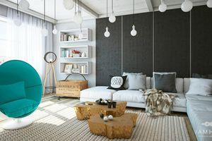 Những ý tưởng bày trí phòng khách tinh tế và tối giản kiểu Nhật