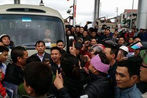 Quảng Ninh lập lại trật tự tại trạm thu phí BOT Biên Cương
