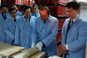 Bảo quản, giữ gìn và phát huy các tài liệu lưu trữ có giá trị lịch sử, văn hóa đặc biệt