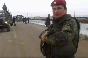 Nga hộ tống quân đội Syria tiến vào tuyến lửa Afrin