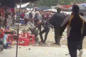 Hà Nội: Bắt giữ nhóm đối tượng đánh hội đồng một thanh niên tại chùa Đậu