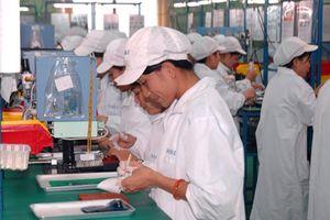 Lao động trong doanh nghiệp điện tử: Thiếu kỹ năng, dễ mất việc