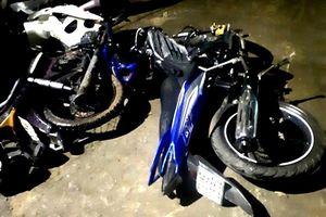Tai nạn nghiêm trọng giữa 3 xe máy, 2 người chết tại chỗ